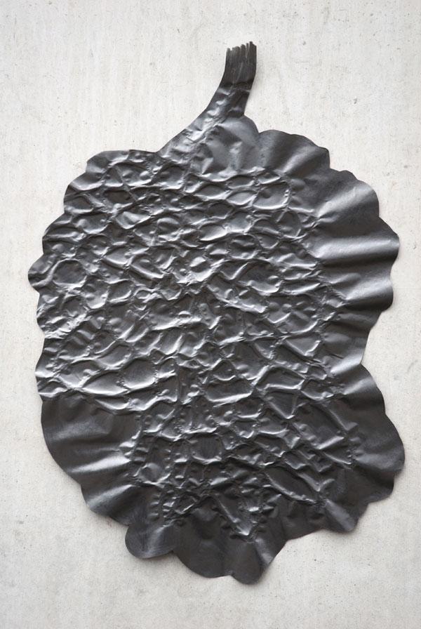 2015-Blatt-Grafit-auf-Papier-70x45cm